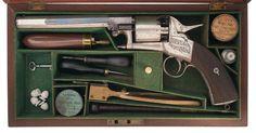 The Webley Longspur Revolver