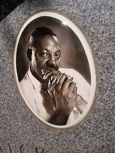 1980 ♦ Sonny Boy Williamson II (1912 - 1965) - American blues harmonica player, singer and songwriter.