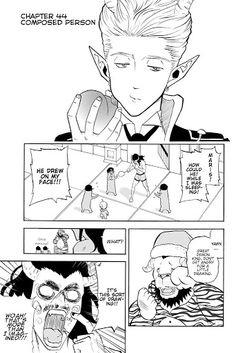 Sodatechi Maou! chapter 44