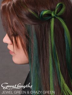 So proud!! Created this look just last friday with Angie Embertson @ Great Lengths USA!!