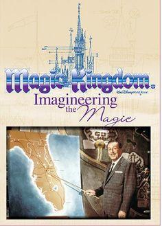 Walt's Windows - Magic Kingdom Imagineering the Magic