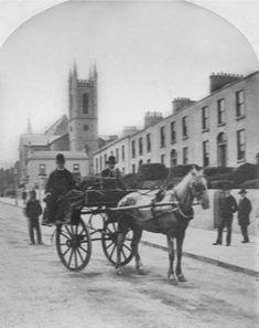 Photo Engraving, Dublin City, Past Life, Buses, Old Photos, Old School, Trains, Ireland, Irish