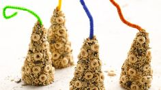 """The Cheerios® Cookbook shares a recipe! Need a rainy-day project? Gather a group of crafty kids and create sweet """"tweets"""" for the birds."""