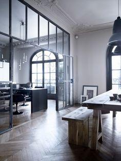 Het nieuwe werken: vanuit huis… | Maison Belle