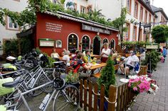 Germany Bike Tour wi