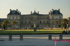 Strolling in the Serene Luxembourg Garden Paris Garden, Luxembourg Gardens, Serenity, Palace, Diana, Louvre, Statue, Building, Travel