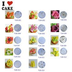 14pcs-lot-Russian-Tulip-plastic-Icing-Piping-Nozzles-Making-flower-mold-Pastry-Decorating-Tips-Cake-Cupcake.jpg 1,000×1,000 pixels