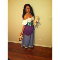 Dance la esmeralda by momokurumi on deviantart board pinterest esmeralda costume solutioingenieria Images