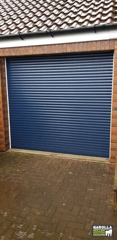 Within our roller shutter garage doors cost is expert measuring, fitting & VAT. Also included in our insulated roller garage doors prices is a FANTASTIC guarantee. Click the link to explore our roller door prices. Garage Door Cost, Garage Doors Prices, Garage Door Makeover, Home Exterior Makeover, Roller Doors, Roller Shutters, Tiffany Jones, Shutter Doors, Blue Garden