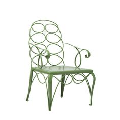 Creative Space: steel garden chair