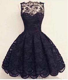 Black Prom Dresses #BlackPromDresses, Lace Prom Dresses #LacePromDresses, Vintage Prom Dresses #VintagePromDresses, Lace Black Prom dresses #LaceBlackPromdresses