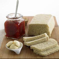 Receita Pão de forma sem côdea Bimby. Sugestão: usar farinha de trigo integral