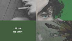 The Blackthorns - Julian