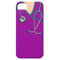 Custom Color Medical Scrubs iPhone 5 Cases - I want one! As soon as I get my new phone and know for sure what it is! Cardiac Nursing, Nursing Memes, Nursing Accessories, Medical Laboratory Science, Medical Design, Medical Scrubs, Medical Assistant, Medical Information, Nurse Life