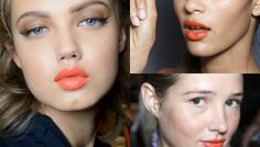 Coral lips to try this winter!