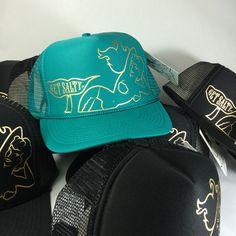 Take 10% off all Get Slaty trucker hats until the 26th of October. Checkout code: getsalty #repost#spreadtheword#hawaii#ocean#mermaid#black#teal#makai#water