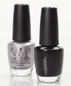 Black Spotted & It's Totally Fort Worth It Nail Polish Set by OPI on #zulily