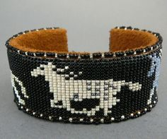 Native American Bracelets by Teri Greeves at Home & Away Gallery
