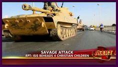 ISIS Beheads 4 Christian Children!