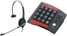 Dasan DA-207 Telephone Keypad & JPL 501 Headset Bundle