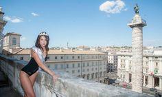 Miss Roma in visita alla redazione de Il Tempo - Multimedia - iltempo