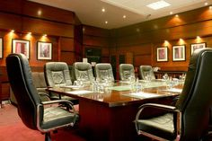 eVacationBreaks - Crowne Plaza Dublin Airport Dublin Hotels, Dublin Airport, Conference Room, Table, Furniture, Home Decor, Decoration Home, Room Decor, Tables