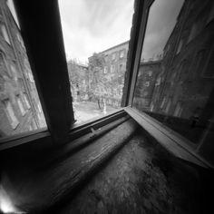 Untitled15: By Leszek Wyrzykowski, more artworks http://www.artlimited.net/26921 #Photography #Pinhole #Construction #Cityscape #skyline