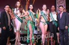 Here are the Miss Earth 2016 Group 2 Talent Winners