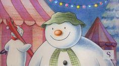 The Snowman and The Snowdog - Setting the Scenes Snowman And The Snowdog, Raymond Briggs, Christmas Eve, Hello Kitty, Scene, Snowmen, Create, Disney Characters, Robin