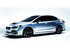Release Subaru WRX S4 2014 Review Front Side View Model