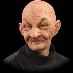 Johnny Bald Old Man Mask