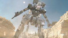 Sahelantropus Metal Gear Solid V. #MetalGear #Sahelantropus #MetalGearSolidV #ThehantomPain