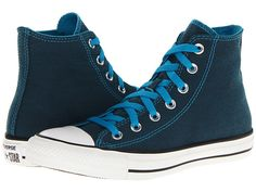 f68c25819446 Converse chuck taylor all star dark wash neons hi. Neon SneakersHigh ...