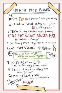 French Kids Eat Everything  How Our Family Moved to France, Cured Picky Eating, Banned Snacking, and Discovered 10 Simple Rules for Raising Happy, Healthy Eaters  By Karen Le Billon  July 20, 2012