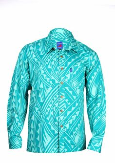 Mens Long Sleeve Elei Shirt
