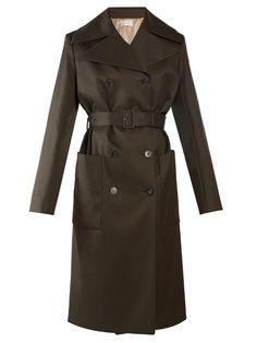 808c90007450 Radcot patch-pocket trench coat