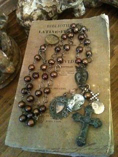 Gorgeous Cross!... Greyfreth Jewelry -- Pieces of the Past...