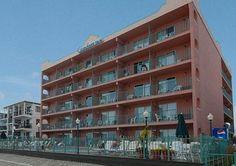 Ocean City MD Hotels, Comfort Inn Boardwalk
