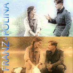 Franz + Polina (Franz + Полина) This is perfect movie, you should see it! It' s about forbidden and beautiful love story!