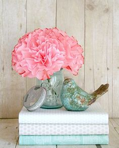 Trouvailles Pinterest: Ode au printemps Source: The Crafted Sparrow