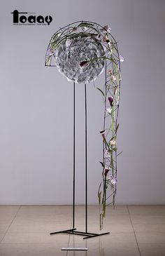 Art Floral, Floral Design, Ikebana, Flower Art, Contemporary Design, Artist, Flowers, Composition, Gardening