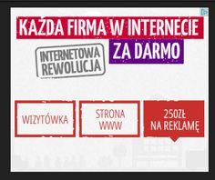 Google  wypuścił nie klikalną kampanie, która prócz niego samego wspierana jest przez Ministerstwo Gospodarki, Home.pl - owocnych wyników http://www.internetowarewolucja.pl/?gclid=CIbA4pCRjbICFcJI3god13AAzw#sourceid=awo=eu-pl-ha-ire=sem_source=google_medium=cpc_campaign=wyszukiwarka_term=%2Binternetowa%20%2Brewolucja