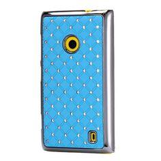 Night Sky (Vaaleansininen) Nokia Lumia 520 Suojakuori - http://lux-case.fi/night-sky-vaaleansininen-nokia-lumia-520-suojakuori.html