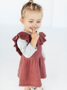 Little Girl Fashion, Fashion Kids, Toddler Fashion, Toddler Outfits, Kids Outfits, Cute Toddlers, Cute Kids, Cute Babies, Toddler Girl