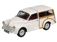 White Morris Minor Traveller - The Archetypal Estate Car of the 1960s