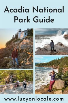 Your Acadia National Park Guide: when to go, what to do, best hotels and vacation homes, where to eat, best hikes, and more! #travel #travelblog #blog #blogger #travelblogger #destination #trip #acadia #nationalpark #maine #newengland #coast #adventure #nature #outdoors #northeast #us #unitedstates
