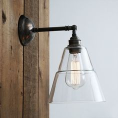 157 best wall lights images on pinterest straff industrial wall light aloadofball Images