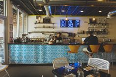 Located in Vegas' new Arts District, Makers & Finders is a bright and beautiful spot with amazing coffee. They have 7 brewing methods and 5 different single-origin beans on hand, so they know what's up. Bonus: the iced almond milk chai latte is a real winner, it tastes like cake in cup.
