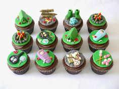 Badge-Winning Boy Scout Cupcakes and Cakes to Celebrate!
