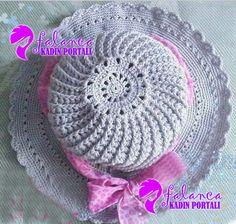 lace crochet hat free pattern - Zurbahan Blog
